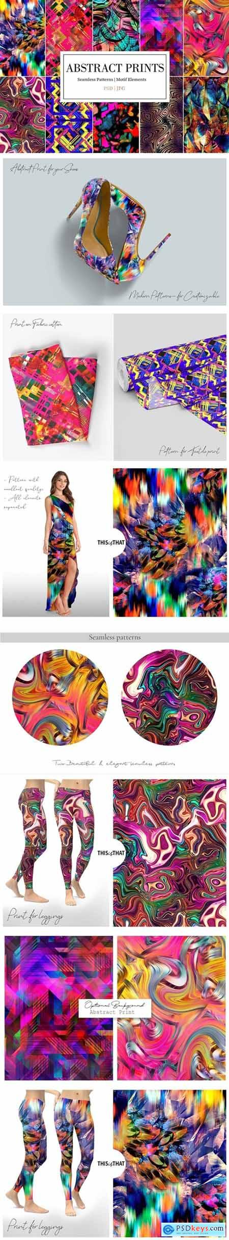 Abstract Prints 3499745