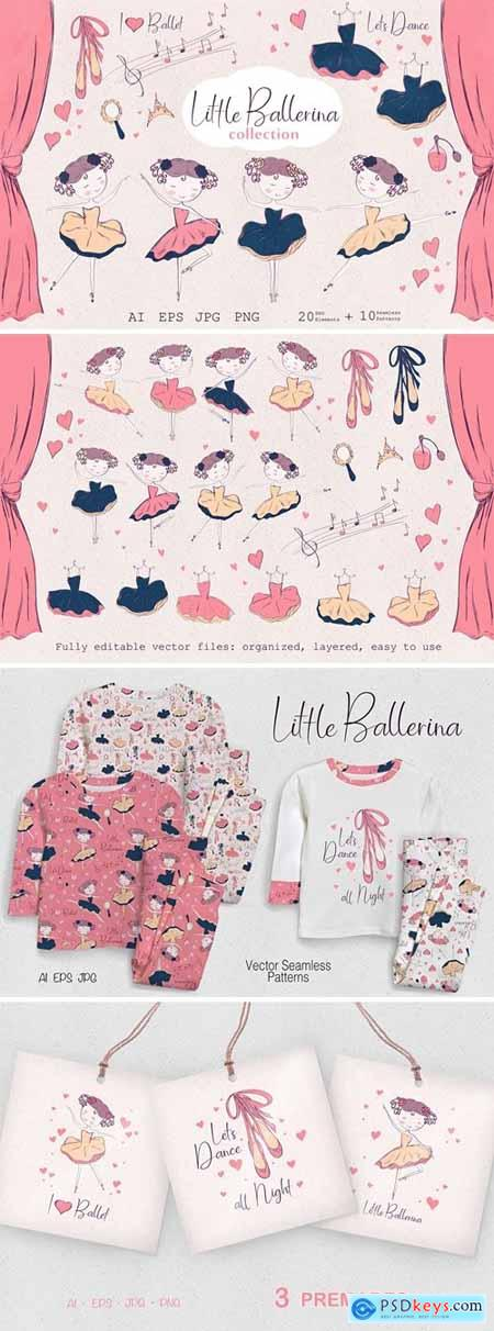 Little ballerina 4021370