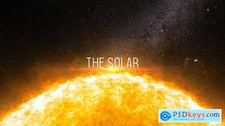 Videohive The Solar Cinematic Trailer 24357177