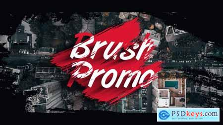 Videohive Art Brush Promo 24345663