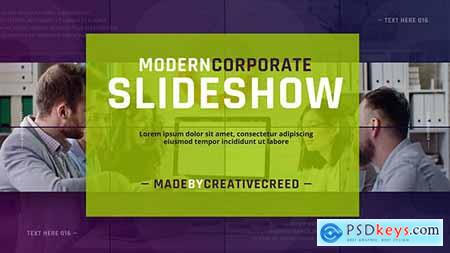 Videohive Corporate Slideshow Conference Event Promo Meetup Opener Business Coaching