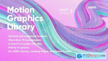 Videohive Motion Graphics Library 22686080