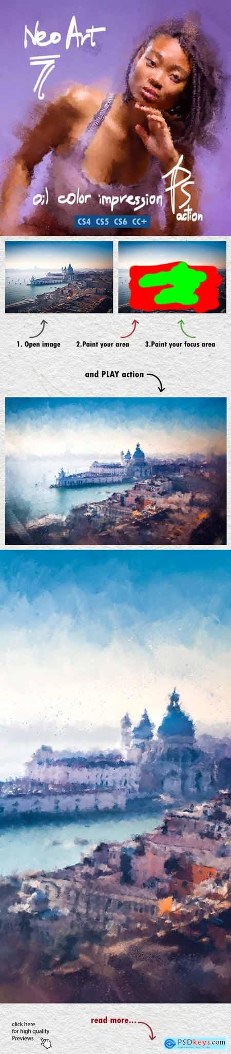 NEOart 7 Oil Paint Impression Advanced 24233039