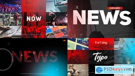 VideoHive News Dynamic Opener 23665893