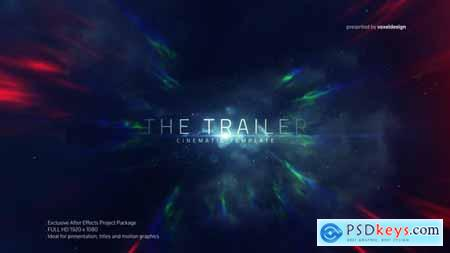 VideoHive The Trailer Title 24402688