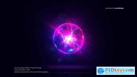 VideoHive Magic Orb Logo Reveal 24416432
