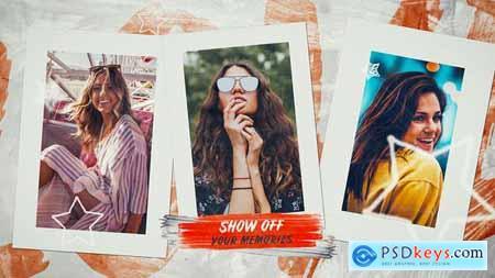 VideoHive Summer Photo Slideshow - Happy Moments 24292979
