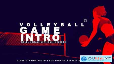 Videohive Volleyball Game Promo 22780415