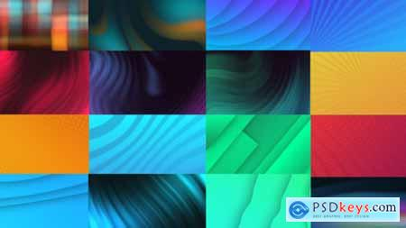 Videohive Trendy Animated Backgrounds 24414899