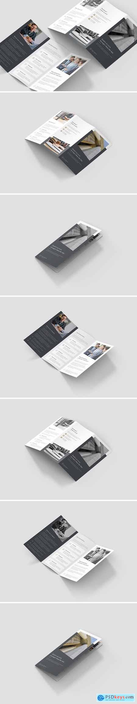 Brochure – Lawyer Tri-Fold