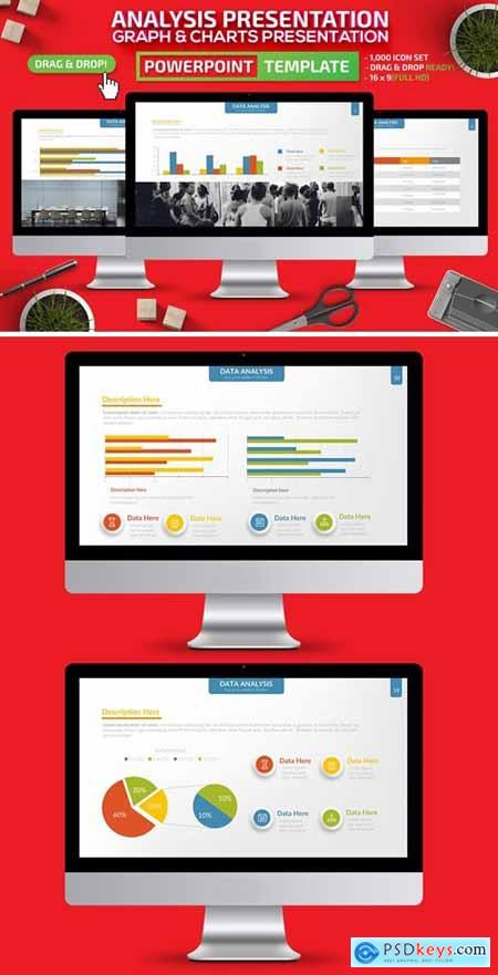 Analysis Powerpoint Presentation and Keynote Template