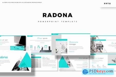 Radona Powerpoint, Keynote and Google Slides Templates