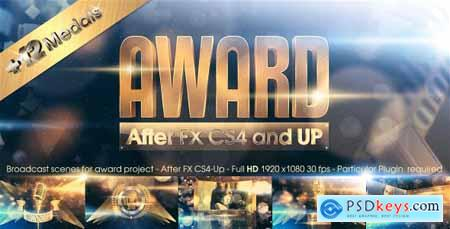 Videohive Golden Award 14724810
