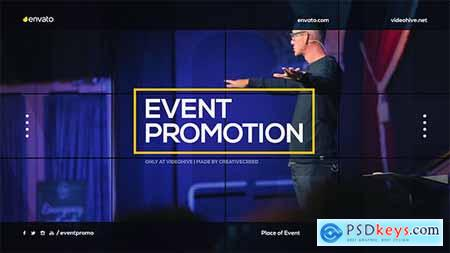 Videohive Corporate Event Conference Promo Meetup Opener Business Coaching Speakers 20541210