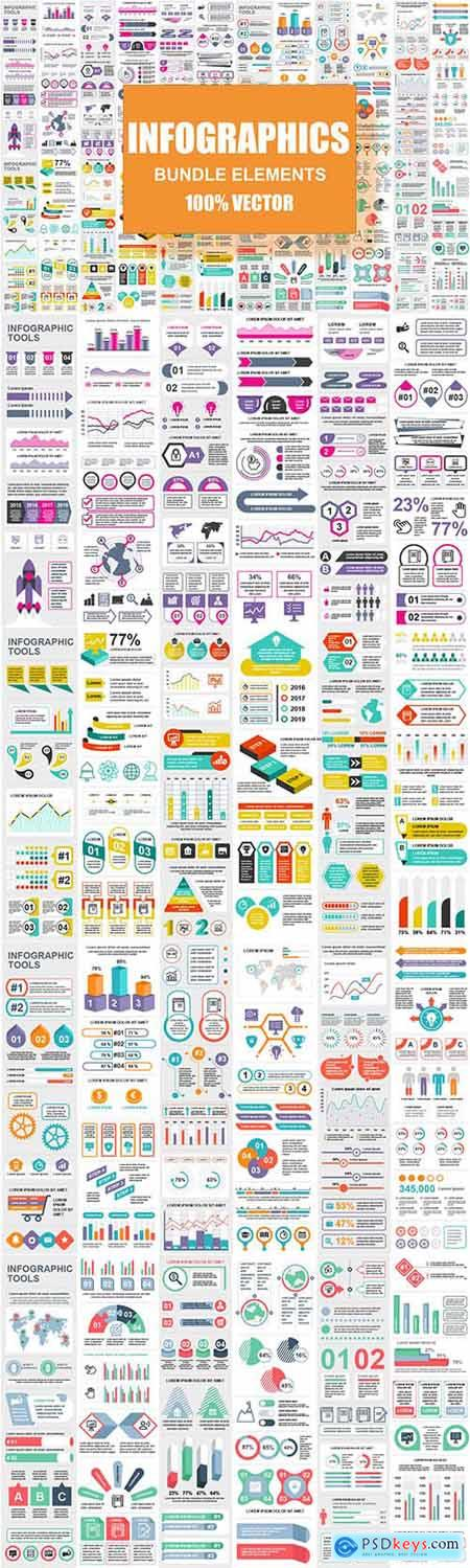 Infographic Elements Template Info Graphics S2ZHYJ3