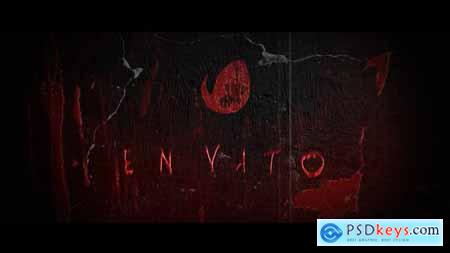 VideoHive Horror Trailer And Paint Alphabet 22280778
