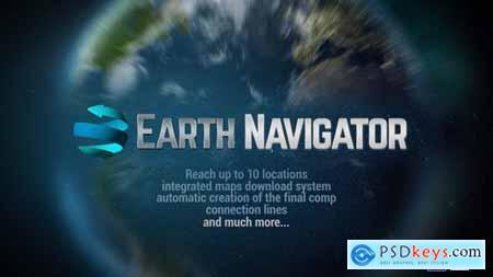 Videohive Earth Navigator 21407246