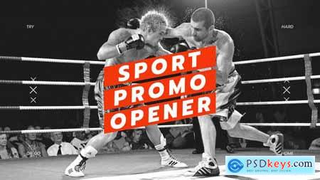 VideoHive Sport Opener Fitness and Workout Event Promo Dynamic Typography 22698317