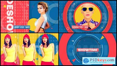 Videohive Showtime (Fashion Broadcast) 22107382