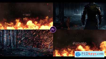 Videohive Ultimate Fire Trailer 22010978