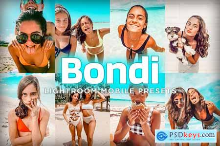 7 Mobile Lightroom Presets Bondi 4004324 » Free Download