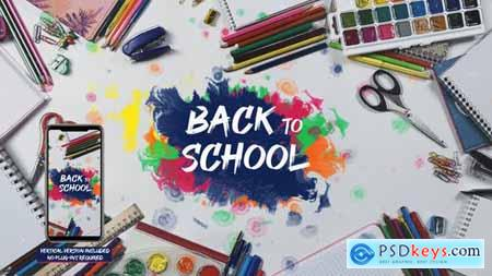 VideoHive School Stop Motion 24367110