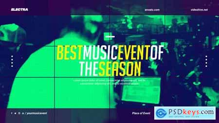 VideoHive Music Event Promo 24443403