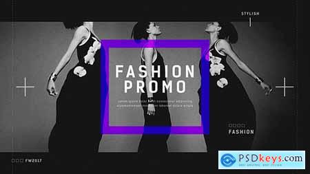 Videohive Fashion Event Promo Dynamic Opener Clothes Collection Beauty Models Backstage