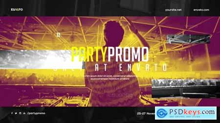 Videohive Music Event Promo 24469109