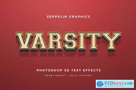 Vintage Text Effects Vol.7 3983124