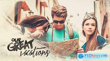 Videohive Our Great Vacations 11756324