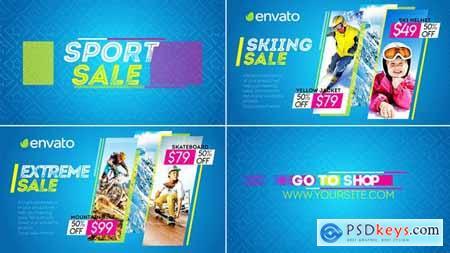 Videohive Sport Store 22530948