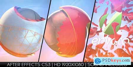 Videohive Hi-Tech Splash Logo Reveal 4790993