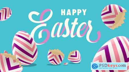 Videohive Happy Easter Egg 21636917