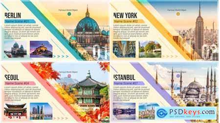 Videohive Travel Guide Promo 24316650