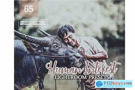 Human Interest Lightroom Mobile 3699497 » Free Download