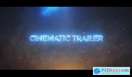 Videohive Cinematic Trailer 20083265