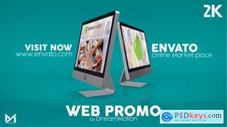 Videohive Web Site Promo 22048211