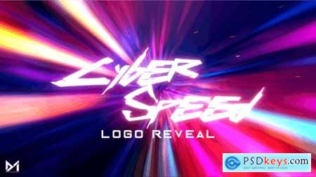 Videohive Cyber Speed Logo Reveal 23972004