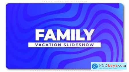 Videohive Family Vacation Slideshow 24304907