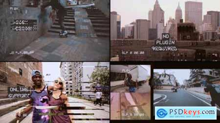 Videohive VHS_Opener 23682517