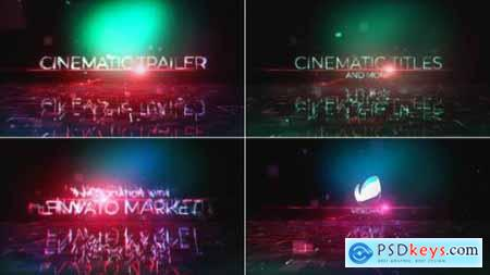 Videohive Cinematic Trailer Titles +Bonus 22135424