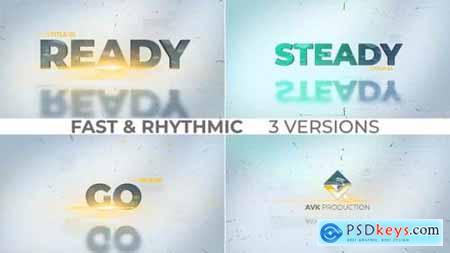 Videohive Fast & Rhythmic 22582384