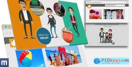 Videohive Family Shopping Online Shop Promo 11286965