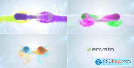 Videohive Particles Logo Reveal 11461233