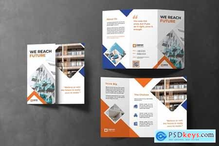 Property Trifold Brochure