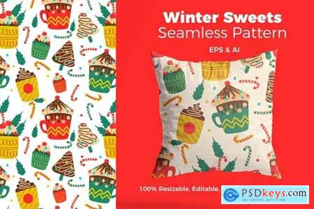 Christmas Sweets Pattern