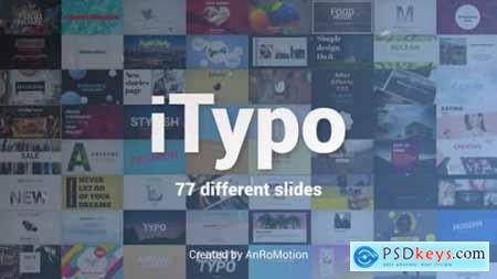 Videohive Inspire Typography 21874882