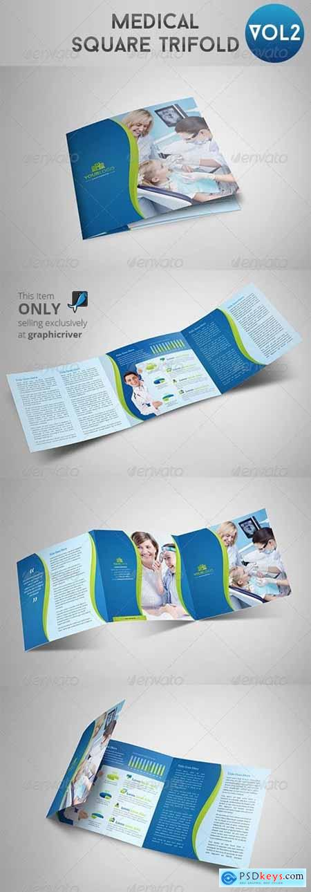 Medical Square Trifold 2 8725003