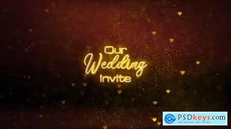 Videohive Wedding Invitation Titles 24531003